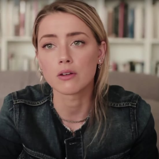 Amber Heard Talks About Domestic Violence Video
