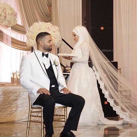 Photos of Muslim Brides