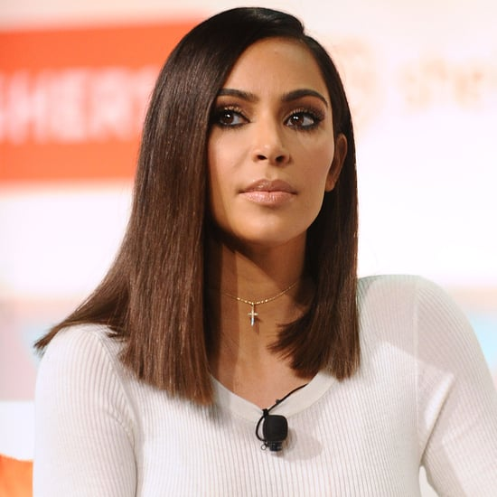 Kim Kardashian Doesn't Consider Herself a Feminist