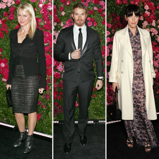 Chanel Dinner at Tribeca Film Festival Pictures 2012