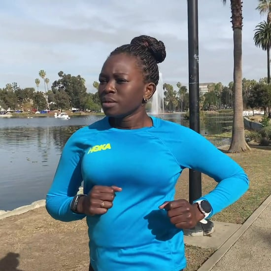 How Running Helps This Activist Fight Homelessness