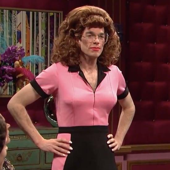 John Mulaney Waitress Skit on Saturday Night Live