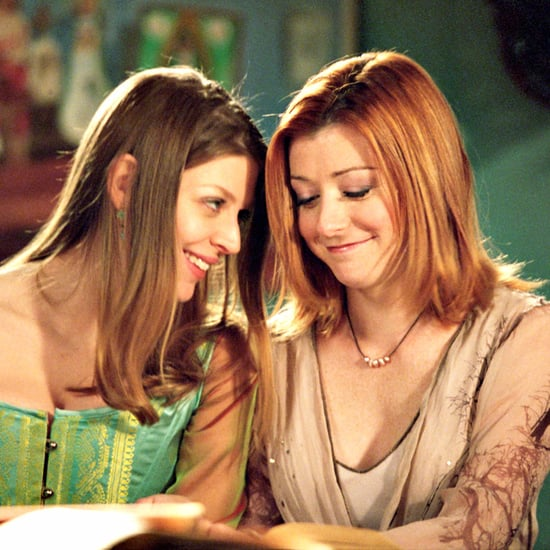 Willow and Tara GIFs From Buffy the Vampire Slayer