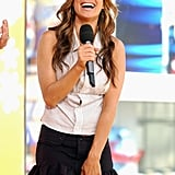 Carmen Electra appeared on TRL in 2003.