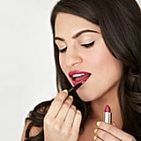 Step 2: Fill It In Using a Brush and Lipstick