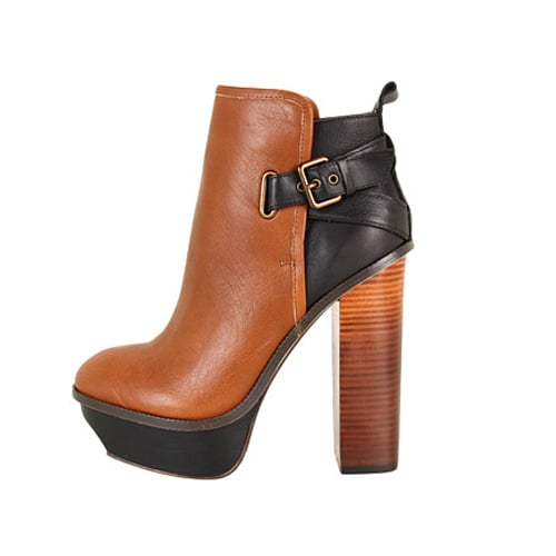 The two-toned color and platform heel literally take Dolce Vita's Jordanna Boot ($203, originally $289) to a whole new level.