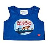Disney The Lion King Hakuna Matata Build-A-Bear Tank Top