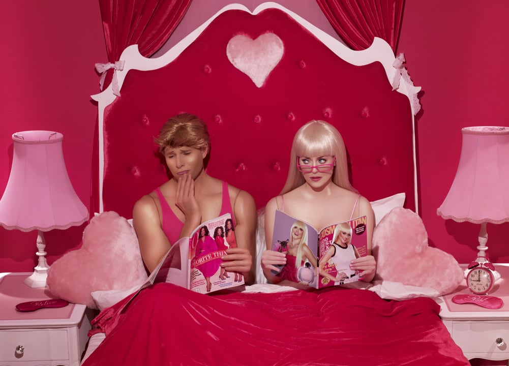 Barbie and Ken Get Real
