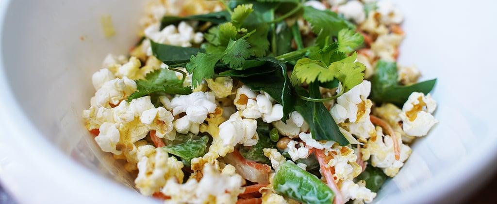 Molly Yeh's Popcorn Salad Recipe with Photos