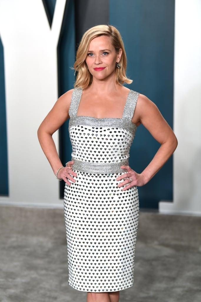 Reese Witherspoon at the Vanity Fair Oscars Afterparty 2020