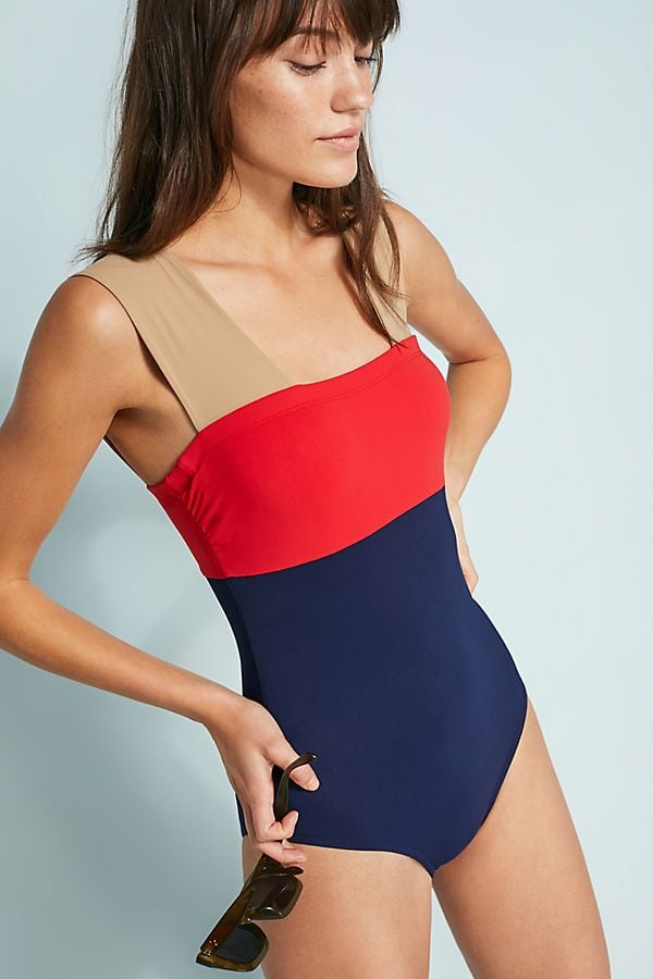 cf4762cd42 Karla Colletto Marcella One-Piece Swimsuit | Anthropologie Swimsuits ...