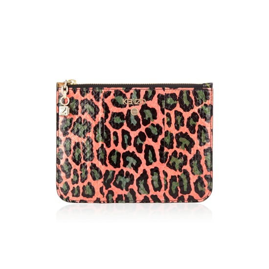 Pouch, $172.50, Kenzo at Net-A-Porter