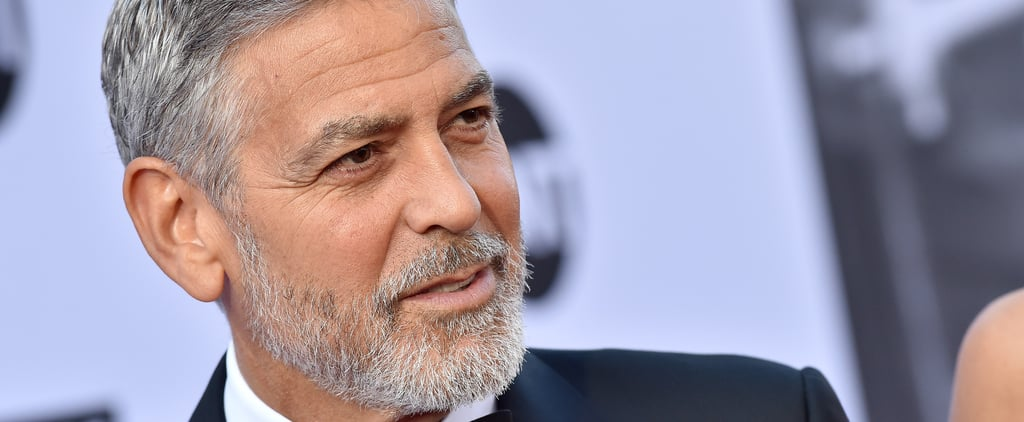 Sexy George Clooney Pictures