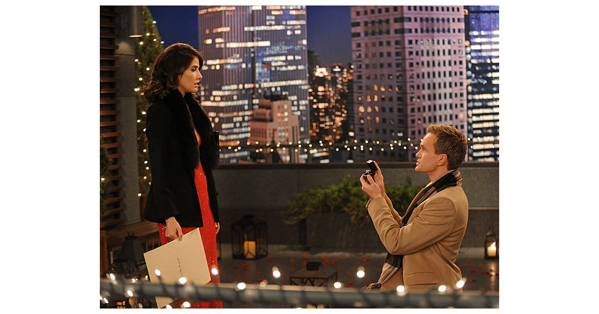 Most Elaborate Proposal Barney On How I Met Your Mother Best