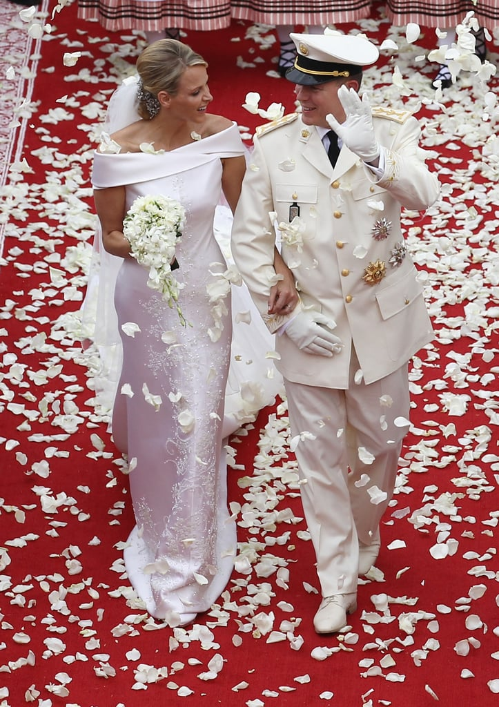 Charlene Wittstock and Prince Albert Are Married! | Princess ...