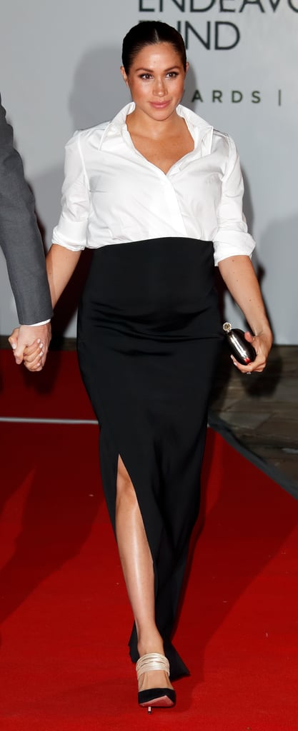 Meghan at the 2019 Endeavour Fund Awards