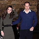 Diana was formerly Centrepoint's patron, an honor that William now holds.