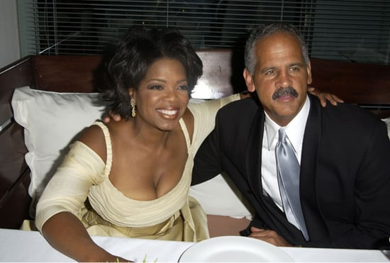 Oprah and Stedman Living in Sin?