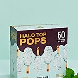 Halo Top Pops in Mint Chip