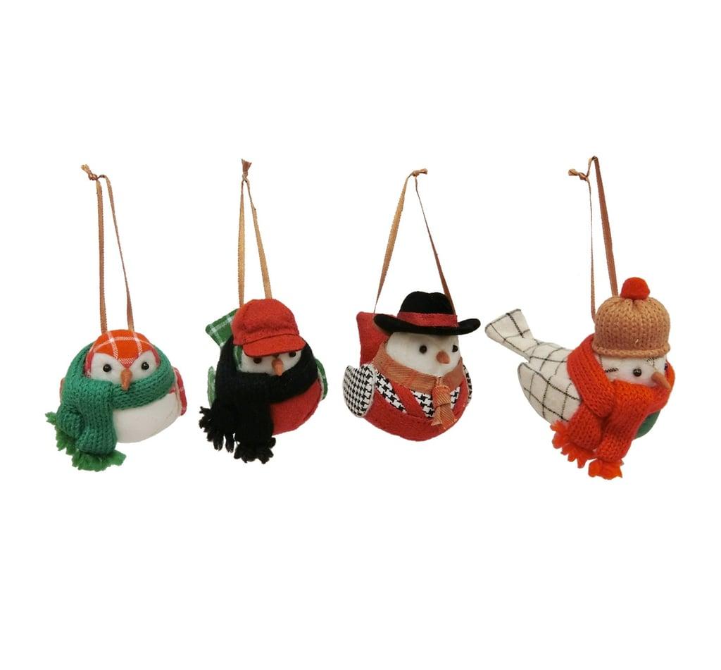 birds christmas ornament set - Christmas Ornaments Target