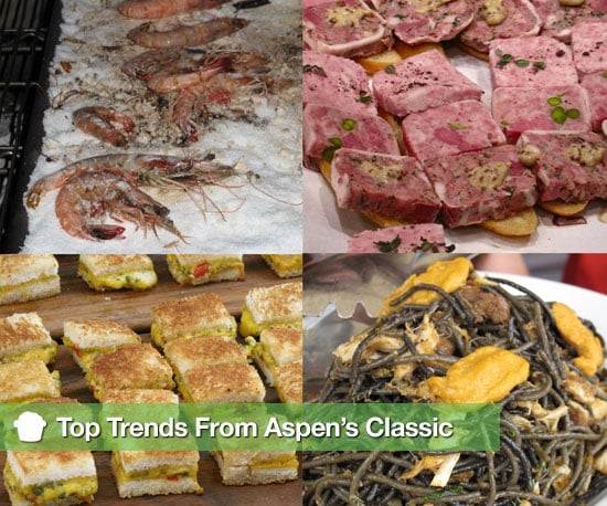 Top Trends From Aspen's Food & Wine Classic