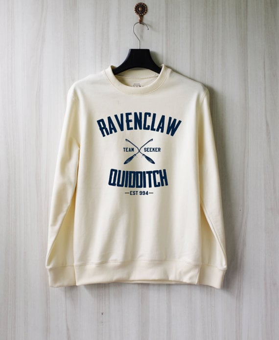 Ravenclaw Quidditch Sweater ($22)