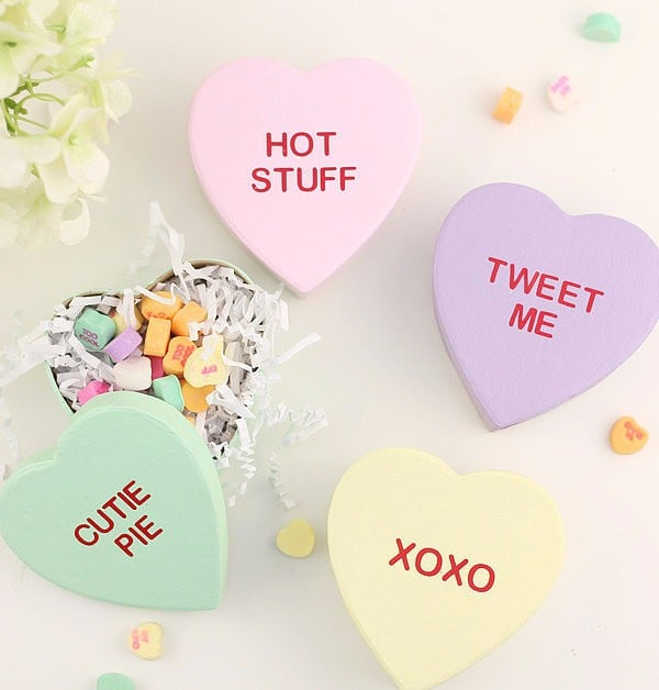 Valentine's Day DIY Gifts