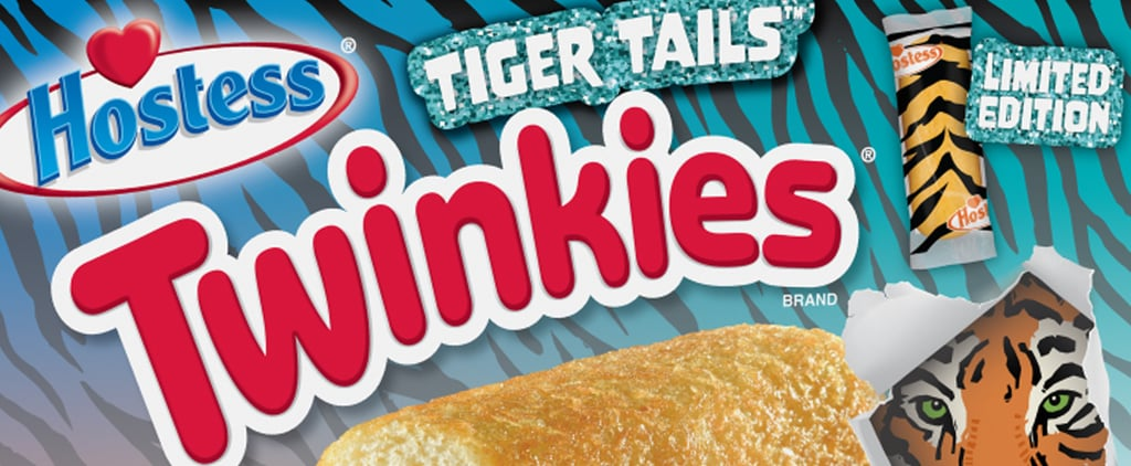 Tiger Tail Twinkies Are Coming to Walmart For a Limited Time