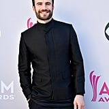 Sam Hunt Is All Smiles at the ACMs After Getting Engaged to His Longtime Love