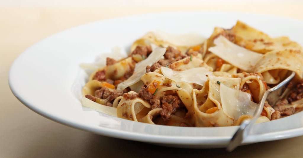 Slow-Cooker Bolognese Sauce Recipe