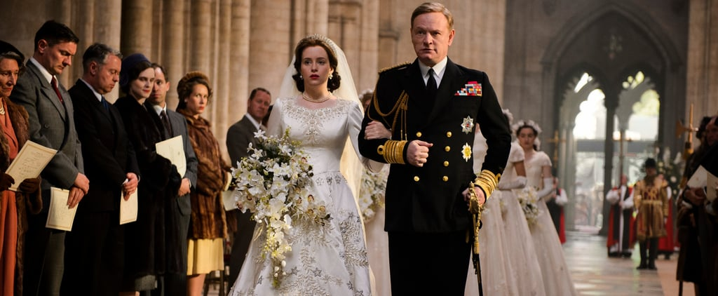 The Crown's $37,000 Wedding Dress Is a Bride-to-Be's Dream