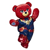Captain Marvel Build-A-Bear Gift Set