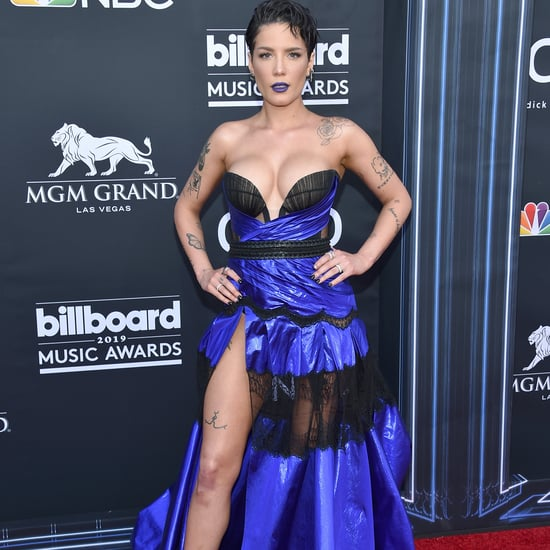Halsey's Dress at the Billboard Music Awards 2019