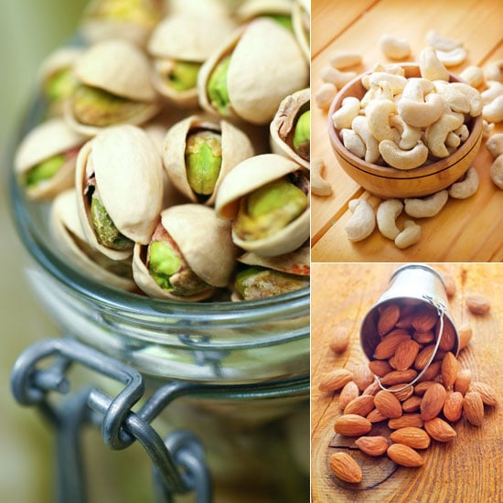 Calories in 10 Nuts