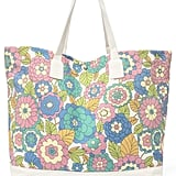 Dodo Bar Or Litta Floral-Print Canvas Tote Bag