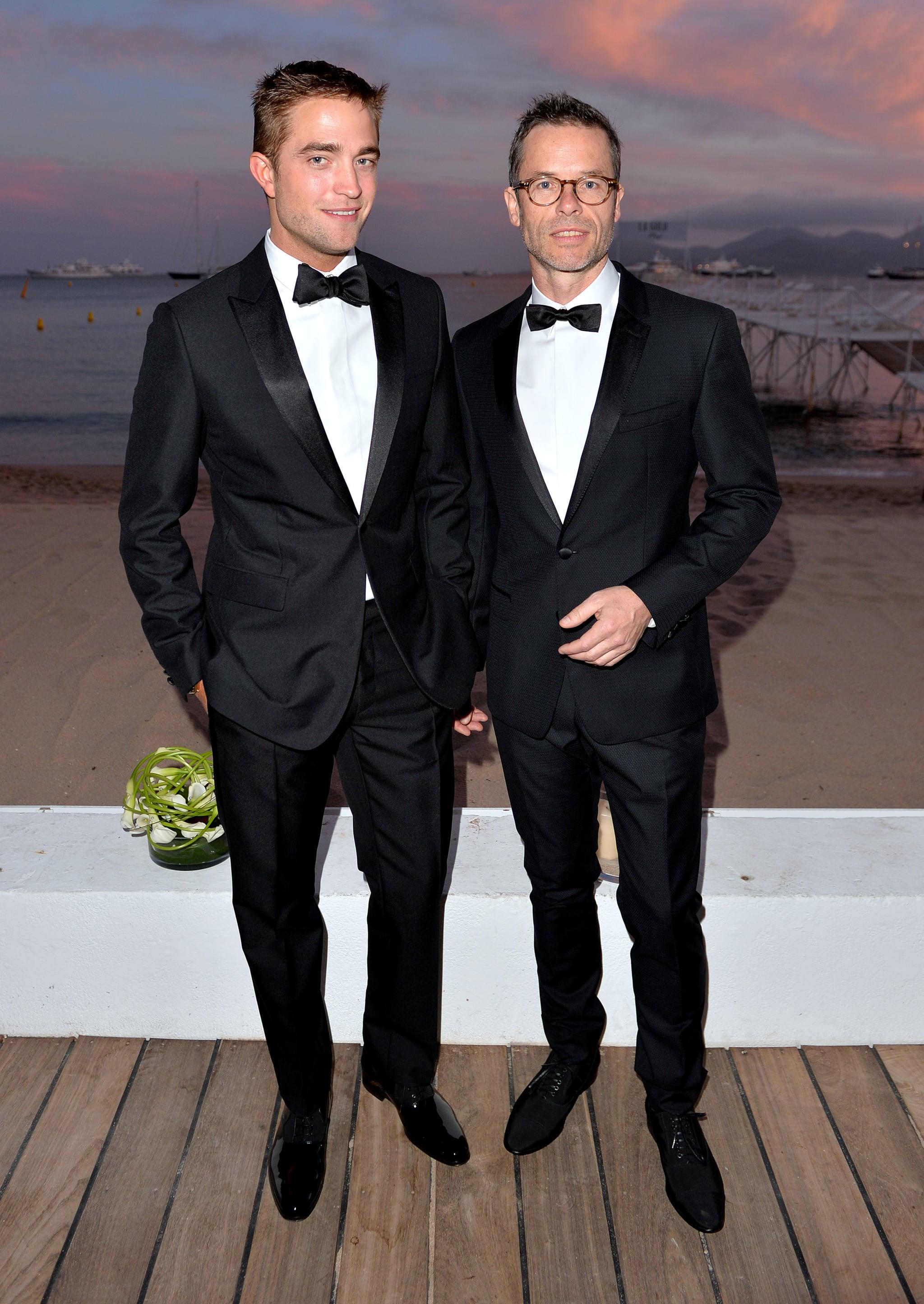 ¿Cuánto mide Christopher Walken? Robert-Pattinson-Guy-Pearce-Rover-Cocktail-Party