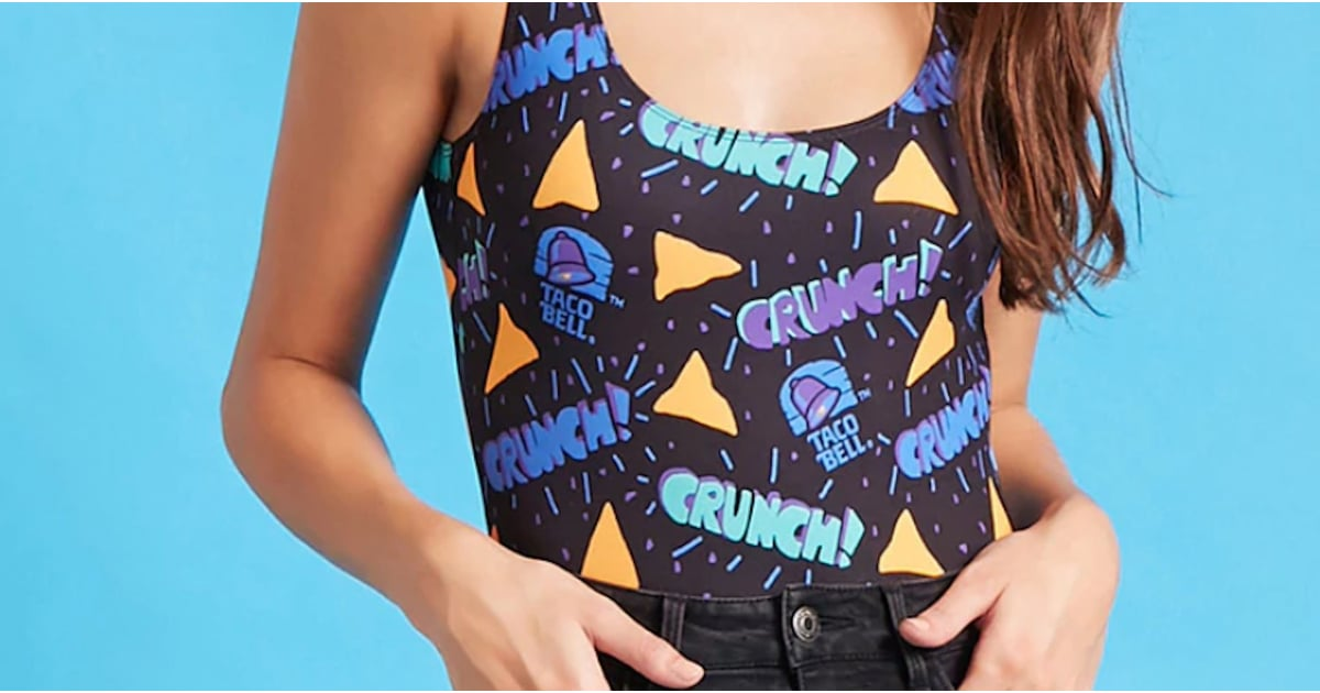 If You Love Taco Bell, Prepare to Spend All Your Fast-Food Money on This Forever 21 Collection