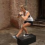 3b. One-Legged Squats