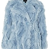 Topshop Textured Coat