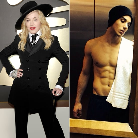 Image result for madonna and timor steffens
