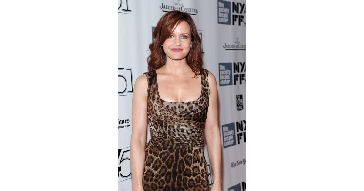 Final, sorry, Carla gugino see through