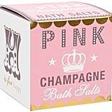 Pink Champagne Bath Salts
