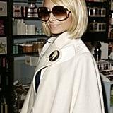 Nicole Richie's Cape