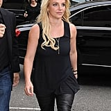 Britney Spears Having Lunch in London | Pictures