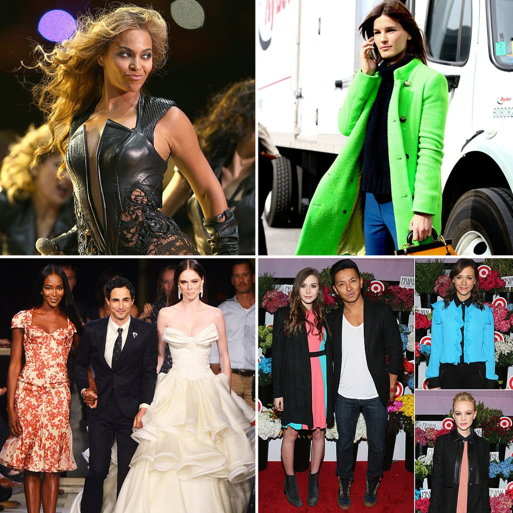Fashion News For Week of Feb. 4 to 10, 2013