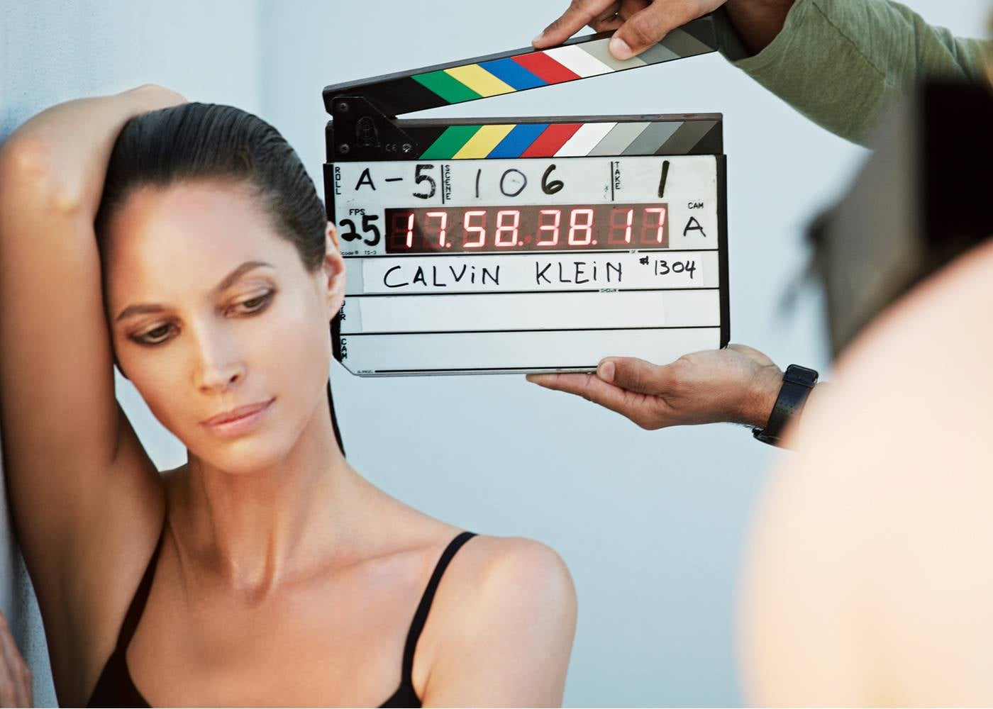 Christy Turlington Burns will return to Calvin Klein as the face of its Fall 2013 Underwear ad campaign. It was shot by photographer Mario Sorrenti in Vieques, Puerto Rico, and is slated to debut in the September magazine issues. Source: Facebook user Calvin Klein