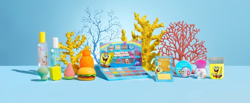 SpongeBob SquarePants x Wet n Wild Collection