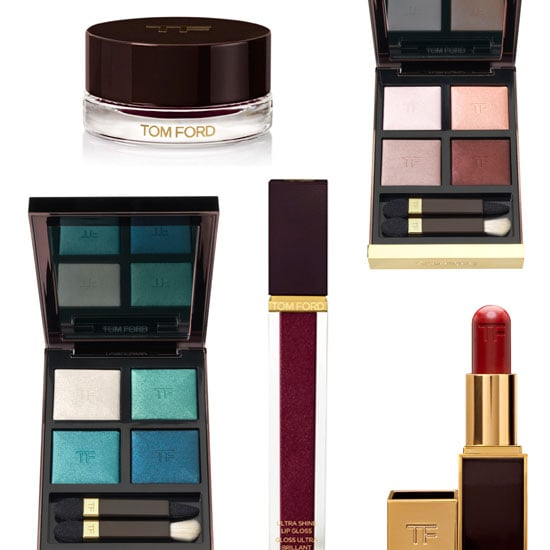 New In: Tom Ford Beauty Fall 2012 Colour Collection