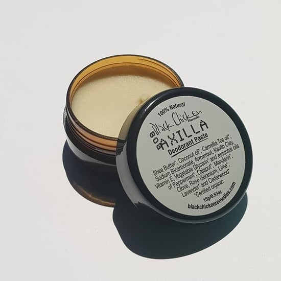 Black Chicken Axilla Deodorant Paste Review