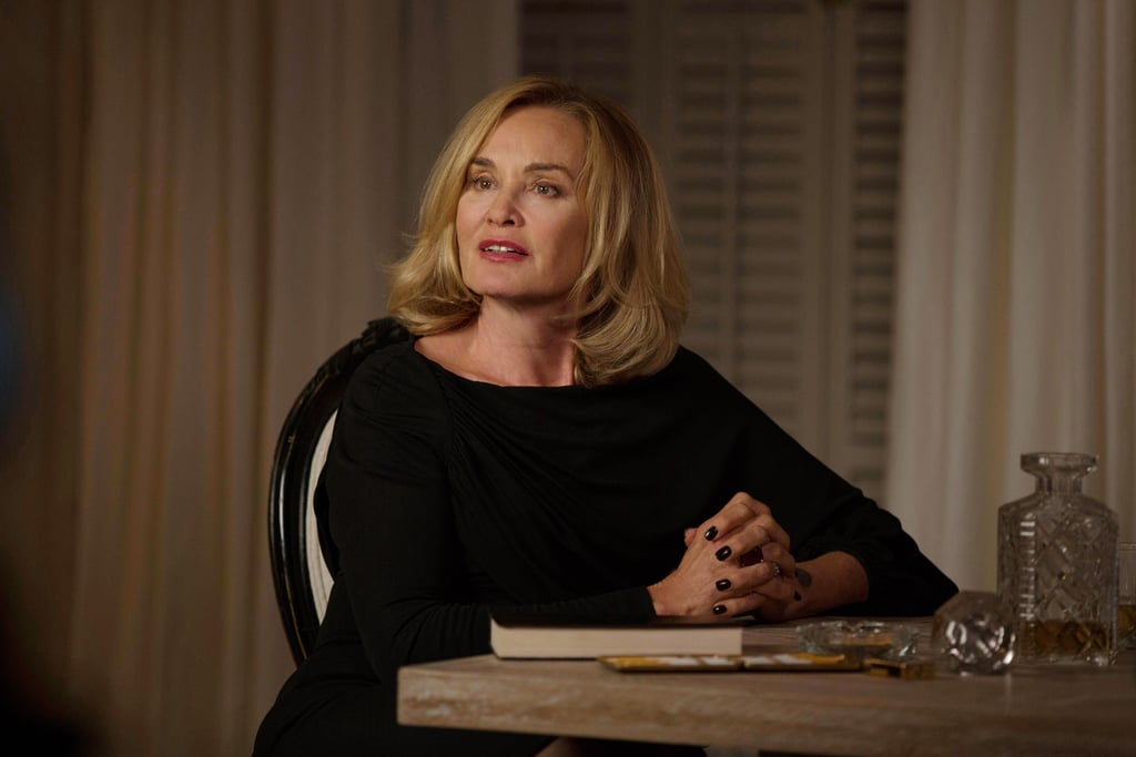 Lange as Fiona Goode in Coven